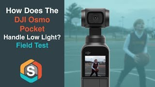 How does the DJI Osmo Pocket handle Low Light? - Field Test