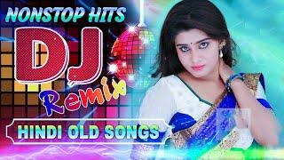 Hindi Old Dj Song 2021 \ 90's Hindi Superhit Dj Mashup Remix Song | Old is Gold (Hi Bass Dholki Mix)