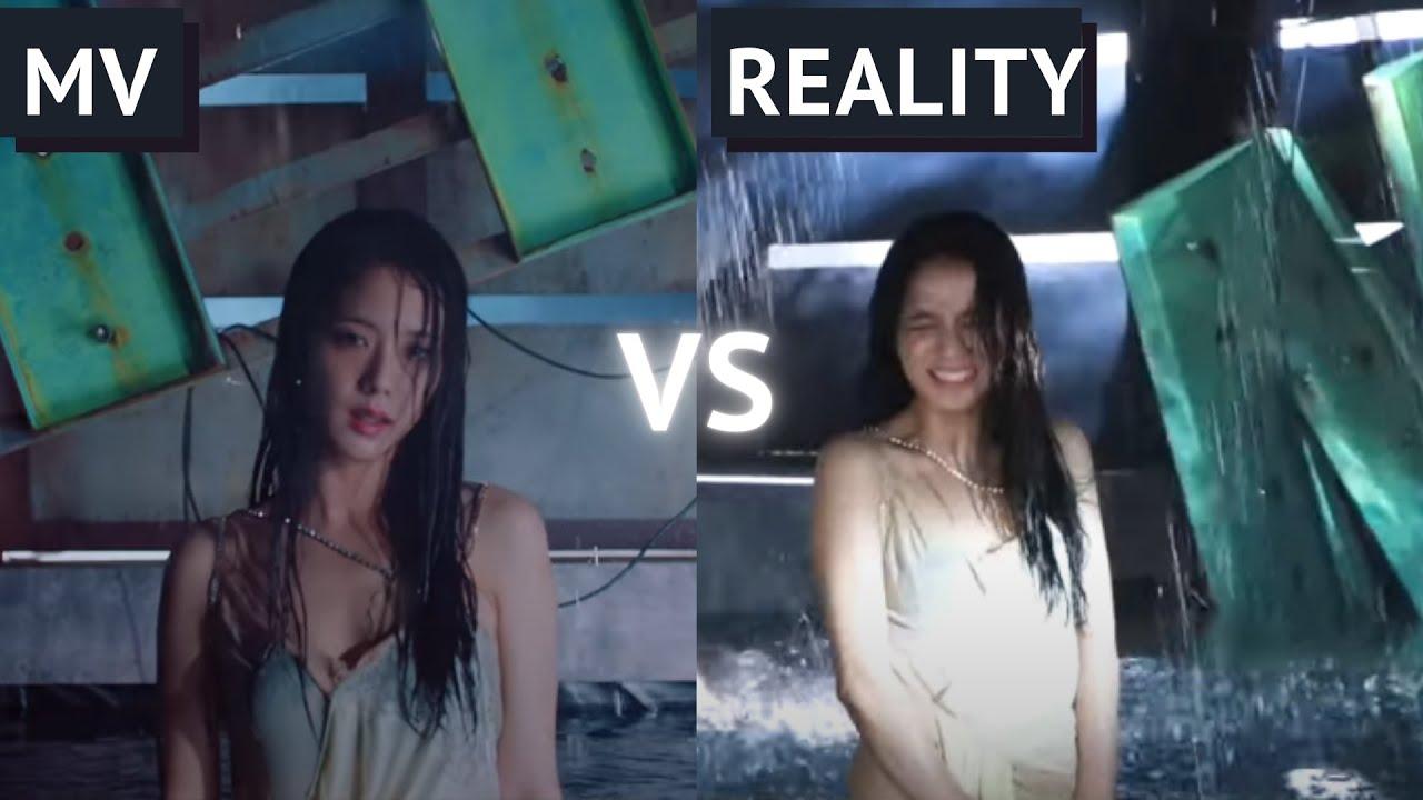 "Download MV vs REALITY BLACKPINK ""Lovesick Girls"""