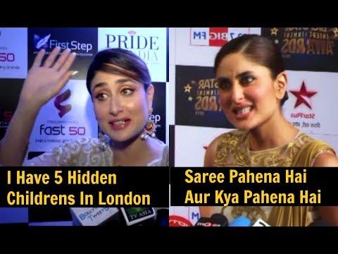 Kareena Kapoor Top 5 Rude Reply During s
