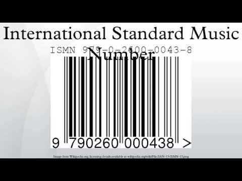 International Standard Music N...