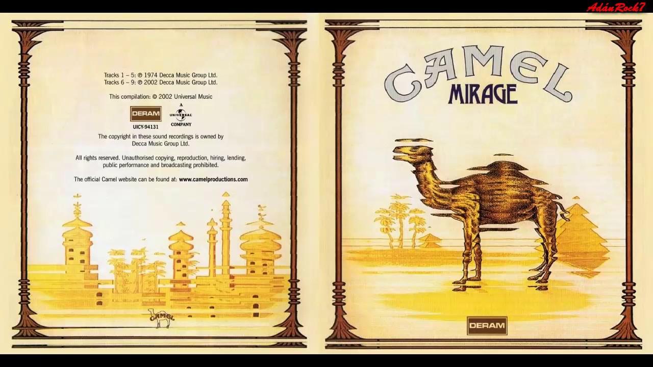 Download Camel - Lady Fantasy (Mirage, 1974)