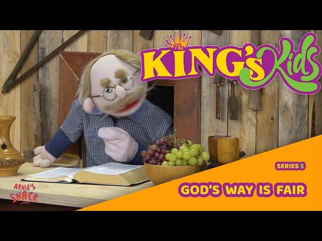 God's Way Is Fair