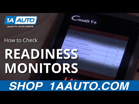 How to Check Readiness Monitors - Emission Inspection
