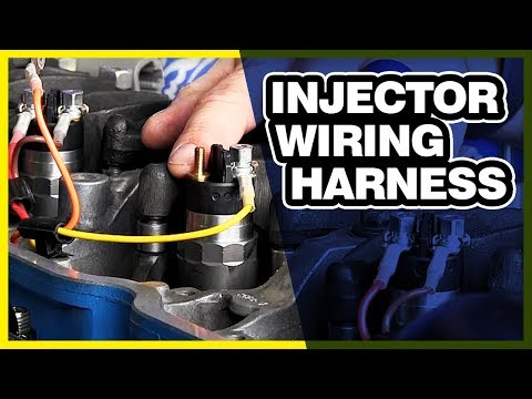 M Fuel Injector Wiring Harness Diagram on