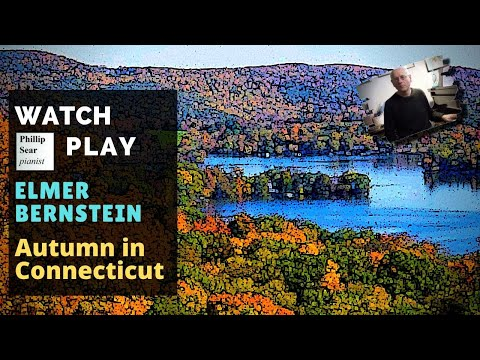 Elmer Bernstein: 'Autumn in Connecticut' from soundtrack to 'Far from Heaven'