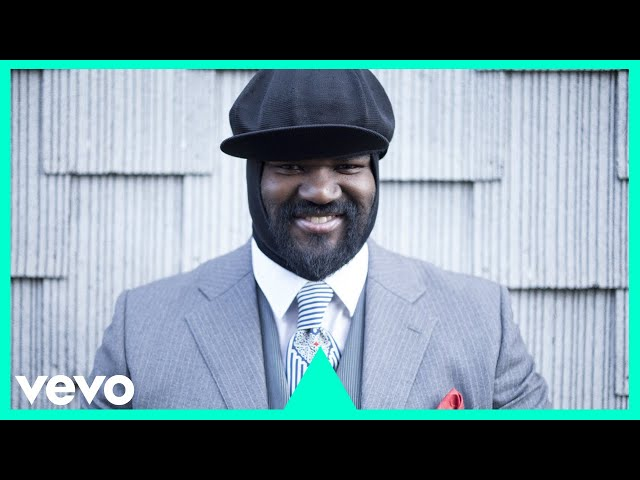 Gregory Porter – Water Under Bridges (lyric video) ft. Laura Mvula