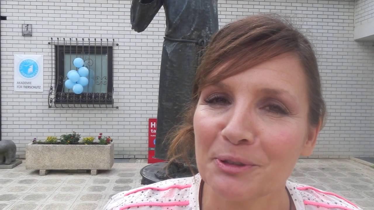 Statement Von Simone Sombecki Zum Tierschutz Youtube