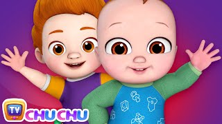 Hello Song - ChuChu TV Nursery Rhymes & Kids Songs