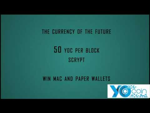 #Yo #Coin the Future of Crypto Currency!