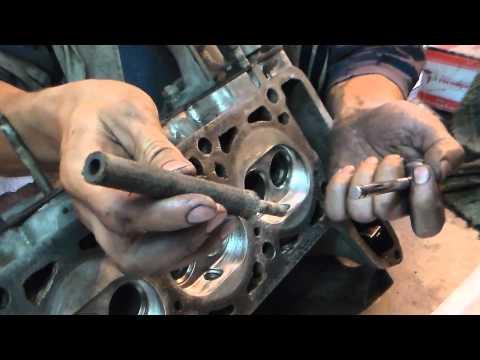 Замена маслосъёмных колпачков(сальники клапанов)ВАЗ-КЛАССИКА №52