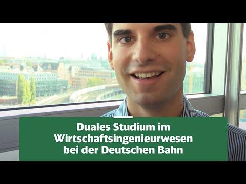 Wirtschaftsingenieurwesen - Duales Studium bei der Deutschen Bahn