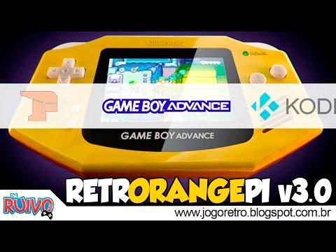 Orange Pi PC - RetrOrangePi ver. 3.0 + Emuladores de PSP / N64 / PS1 / Dreamcast / MAME / FBA - 동영상