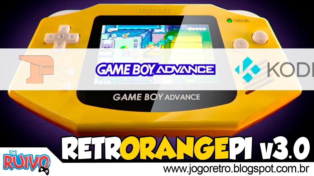 Orange Pi PC - RetrOrangePi ver  3 0 + Emuladores de PSP
