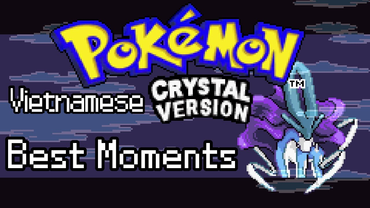 pokemon crystal version rom