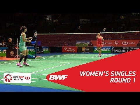 WS | Ratchanok INTANON (THA) [3] vs Michelle LI (CAN) | BWF 2018