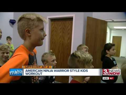 Omaha opens ninja warrior gym for kids hit 2