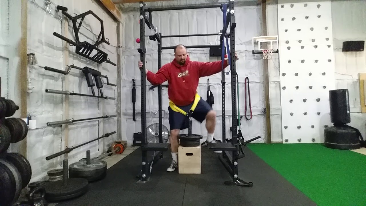 black widow power rack platforms review belt squats and more