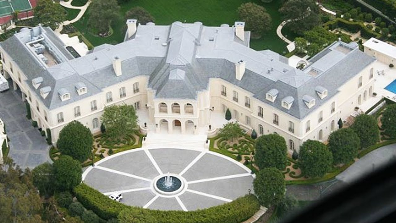 Top 15 most expensive houses in the world youtube for The nicest house in the world