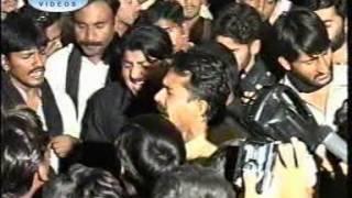 Haji Iqbal Nasir Noha Kufy dy sadar bazar dy wich