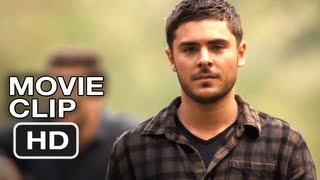 The Lucky One #1 Movie CLIP - A Gun, a Badge and a Name (2012) HD Movie