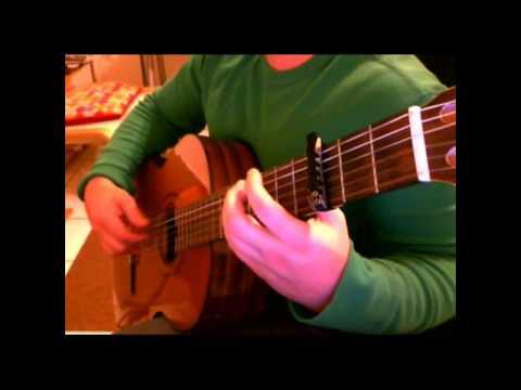 The Ballad of Freddy Pharkas - Solo Guitar