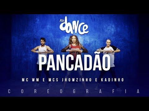 Pancadão - MC WM e MCs Jhowzinho e Kadinho | FitDance TV (Coreografia) Dance Video