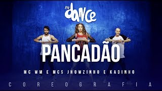 Video Pancadão - MC WM e MCs Jhowzinho e Kadinho | FitDance TV (Coreografia) Dance Video download MP3, 3GP, MP4, WEBM, AVI, FLV Mei 2018