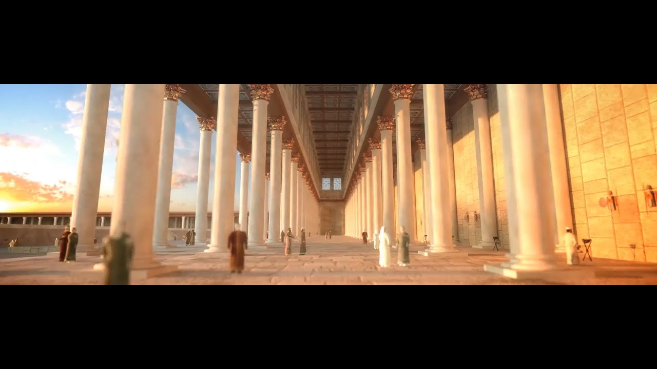 A Fantastic Video on the Building of the Temple
