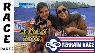 Terrain Race Atlanta 2019 Girls | All Obstacles | USA | Tamil Vlog