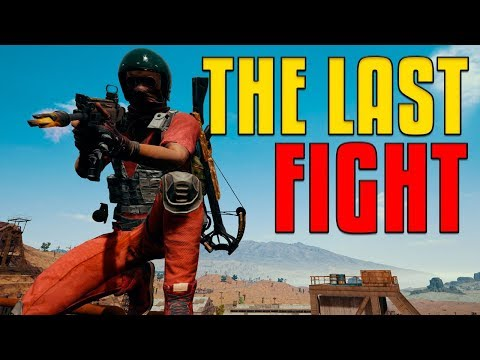 THE LAST FIGHT | PUBG