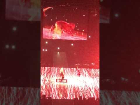 """Chris Brown """"Party Tour"""" Verizon Center D.C. PART TWO"""