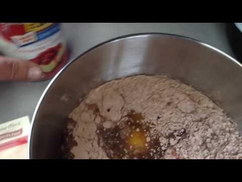 Dutch Oven Black Forest Cherry Dump Cake