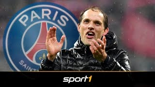 Mega-Deal fix! Thomas Tuchel wird PSG-Coach | SPORT1