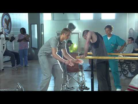 When The Game Stands Tall: Behind The Scenes 1 (Movie Broll) Alexander Ludwig