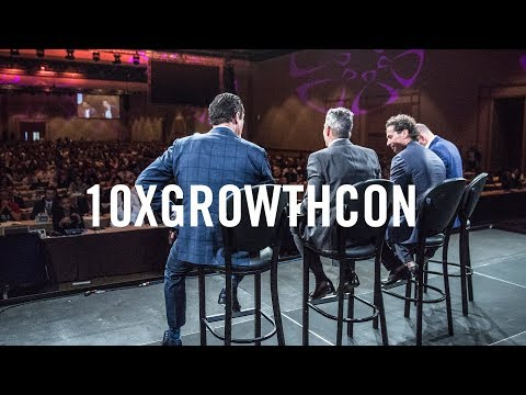Billion Dollar Business Q&A Session at 10X GrowthCon