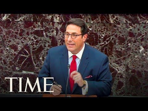 Download President Trump's Senate Impeachment Trial: Day 7   TIME