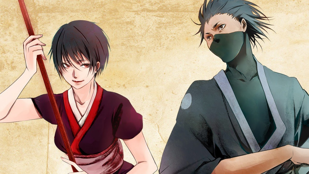 The Best Samurai Anime Series and Movies - YouTube