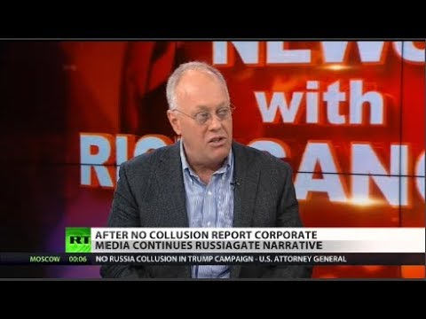 Worst moment for US media since Iraq invasion – Chris Hedges