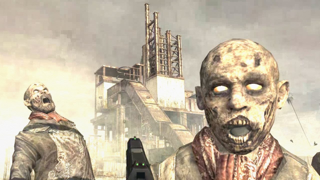 My favorite WAW Custom Zombies Maps and how to download them ...