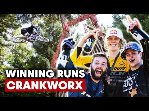 The Best Slopestyle Runs Ever?   Crankworx Rotorua Winning Runs 2020