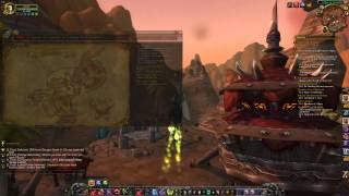 How to get from Orgrimmar to Draenor
