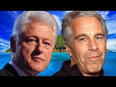 Pedophile Billionaires: Jeffrey Epstein, Bill Clinton & Sex Slave Island Cover-Up