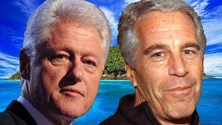 Pedophile Billionaires: Jeffrey Epstein, Bill Clinton & Sex Slave Island Cover-Up