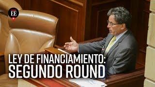 Se cayó la Ley de Financiamiento: el gobierno llevará el mismo proyecto al Congreso   El Espectador