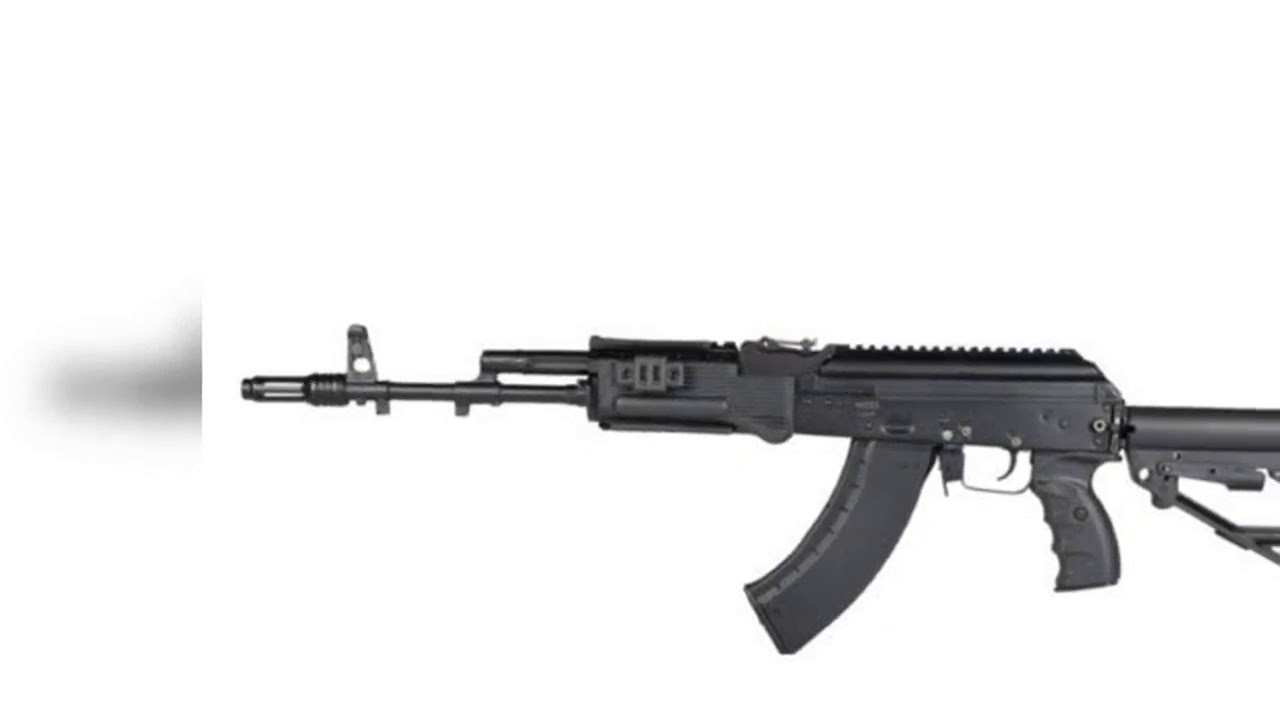 AK–203 is latest derivative of legendary AK-47 rifle