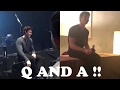 Shawn Mendes Cute Q And A answers!