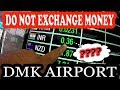 BANGKOK (DMK) AIRPORT (Information Center, Free WiFi,Money Exchange,Tourist Sim,ATM, Charging Point)