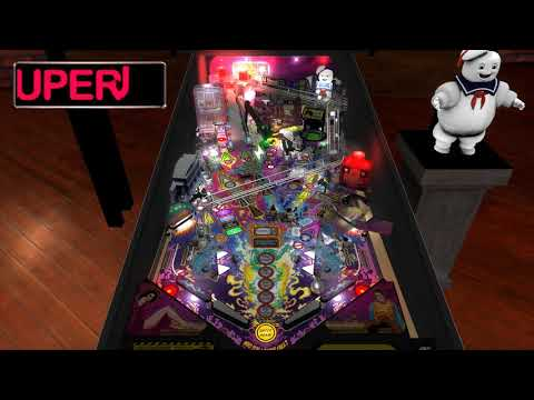 Stern Pinball Arcade - GhostBusters - 26051 million - PakVim