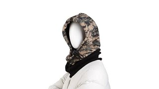 Hot Headz 6in1 Fleece Hood